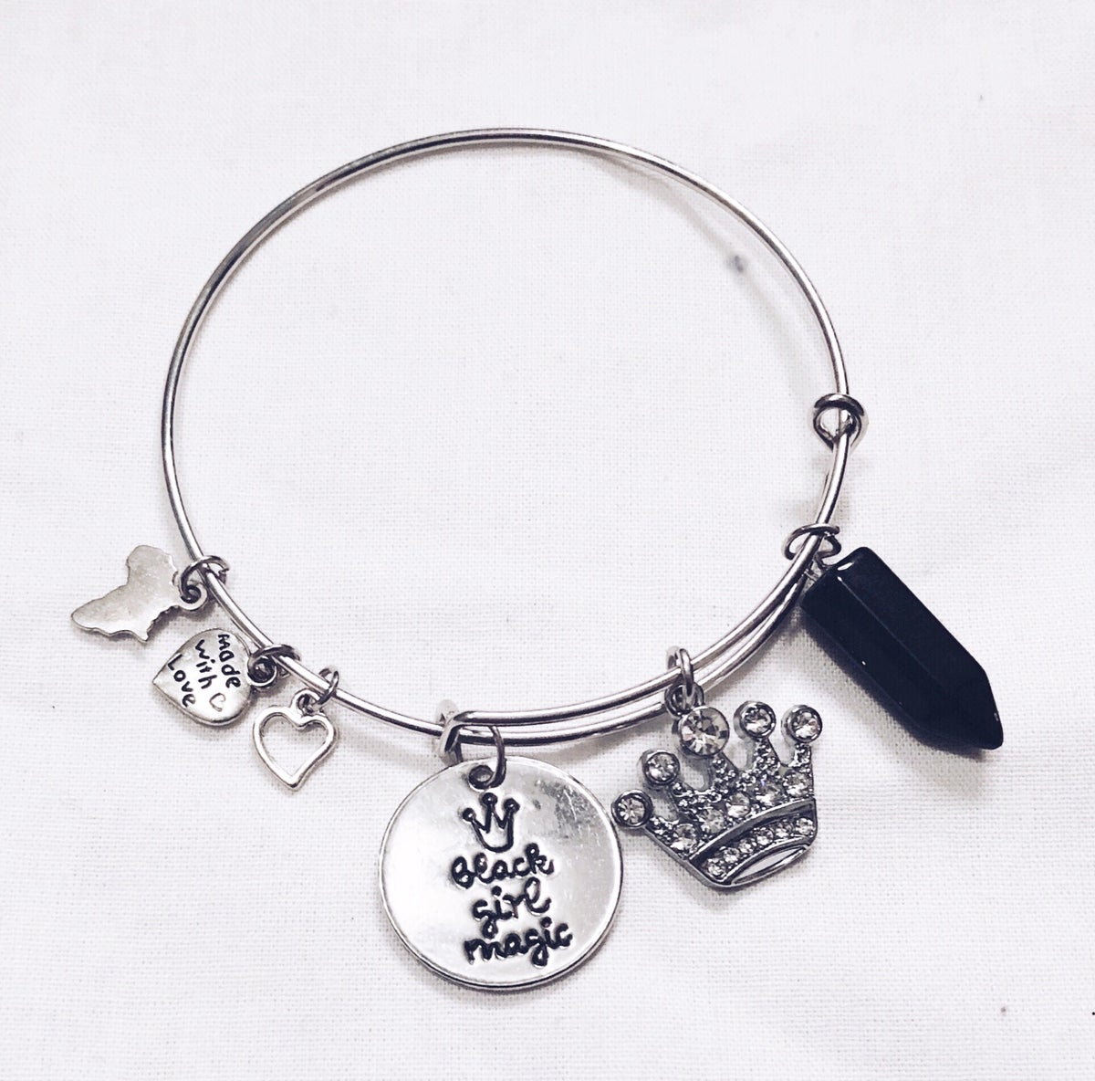 Image of Black Girl Magic II Bangle