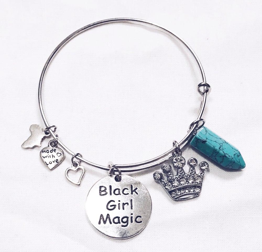 Image of Black Girl Magic I Bangle