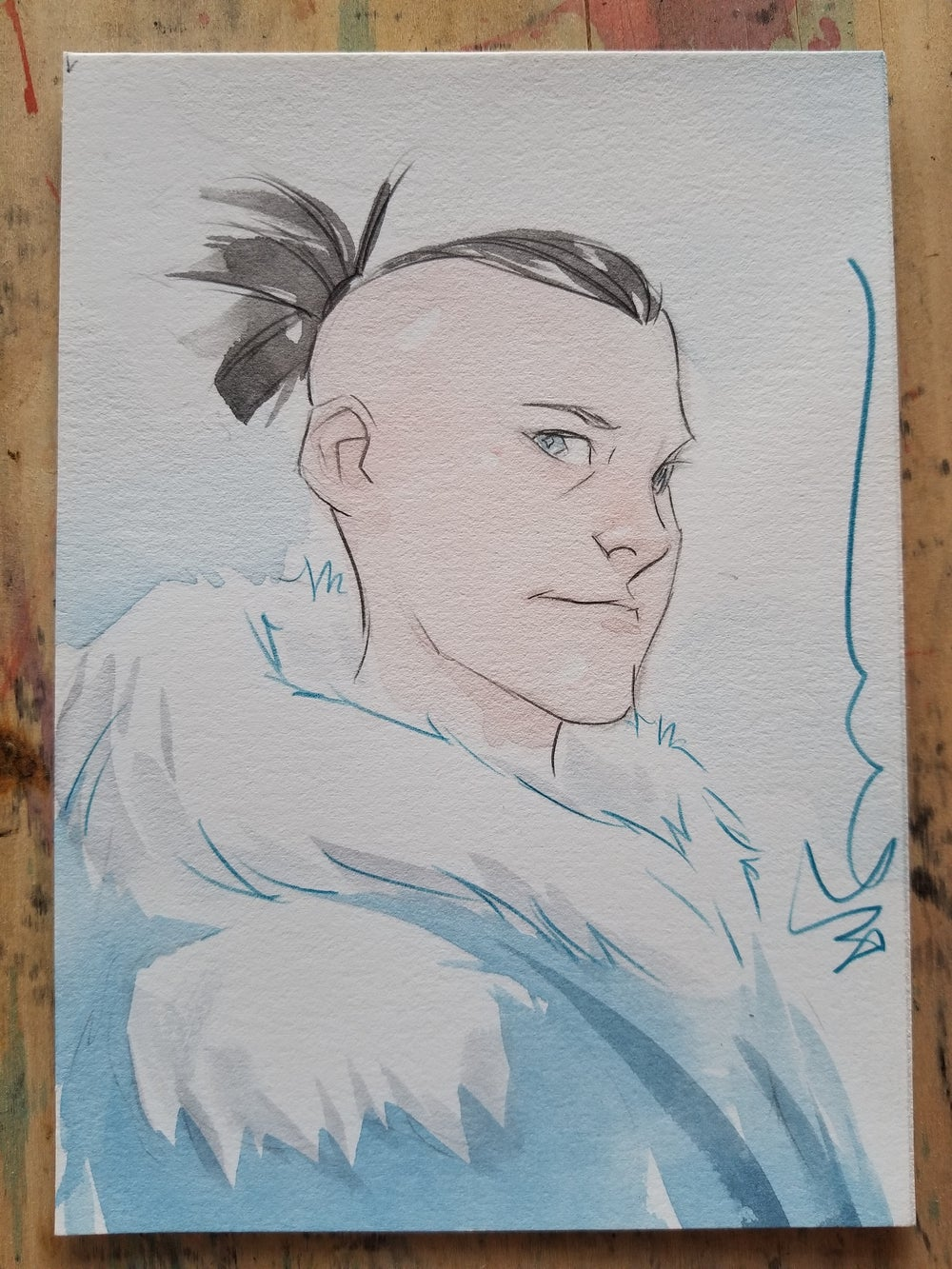 Image of sokka