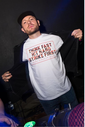Image of Think fast, hit hard, strike first