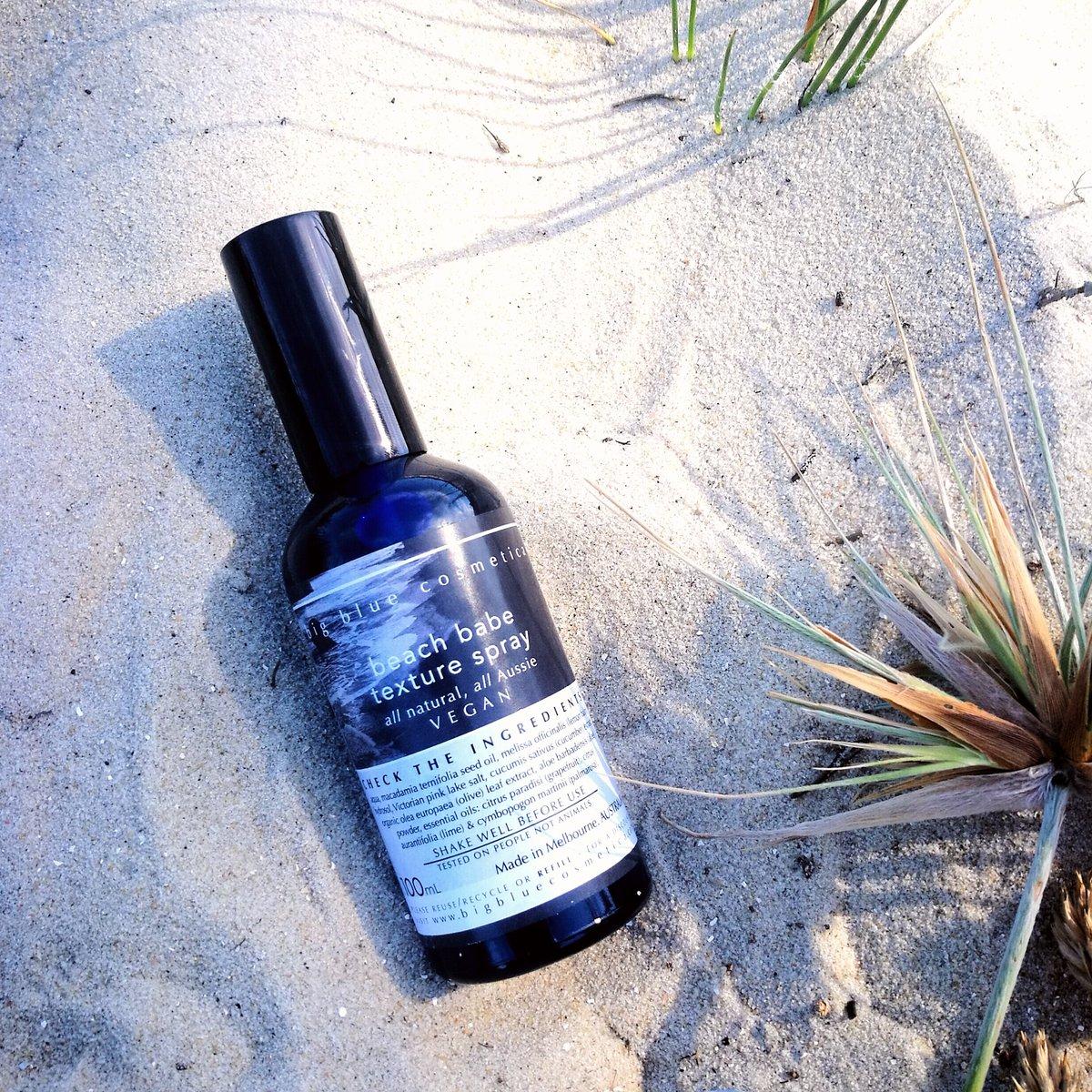 Image of beach babe texture spray