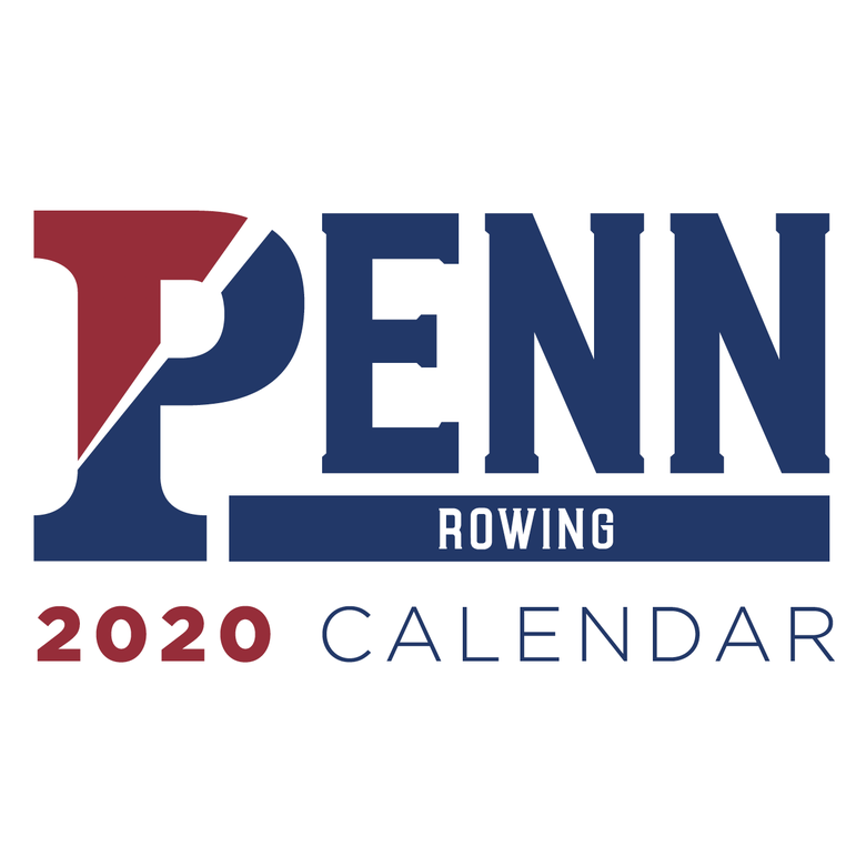 Image of Penn Rowing - 2020 Calendar