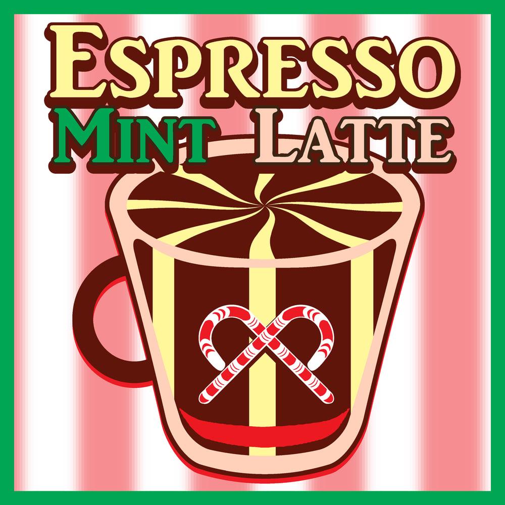 Image of Espresso Mint Latte