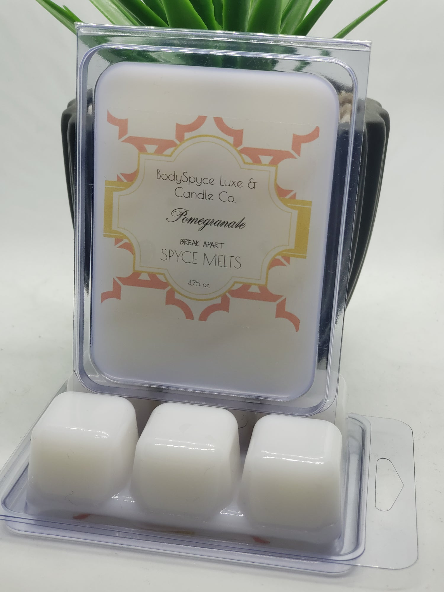 Image of COCONUT + SOY +  WAX + MELTS