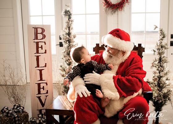 Image of 5th Annual Santa Mini-Sessions