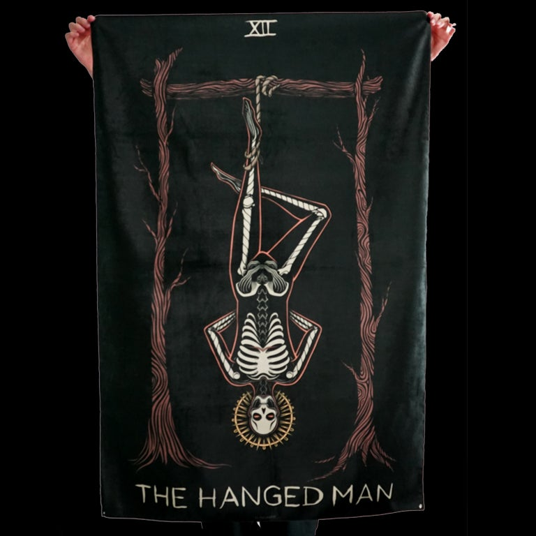 Image of HANGED MAN TAPESTRY