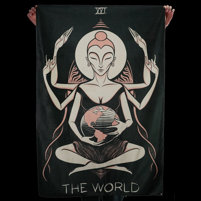 Image of THE WORLD TAPESTRY