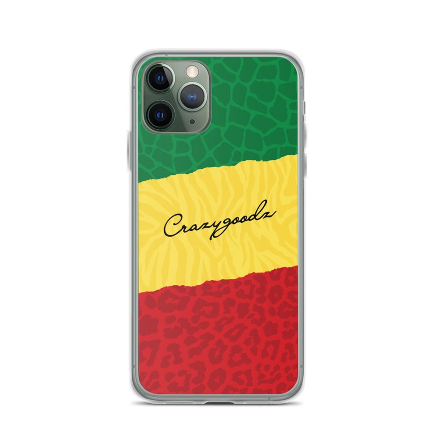 Image of The Jungle iPhone Case