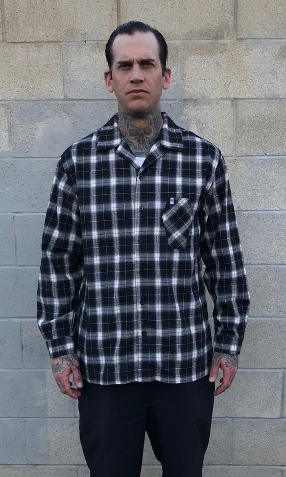 Image of COFFIN POCKET BLVD SHIRT