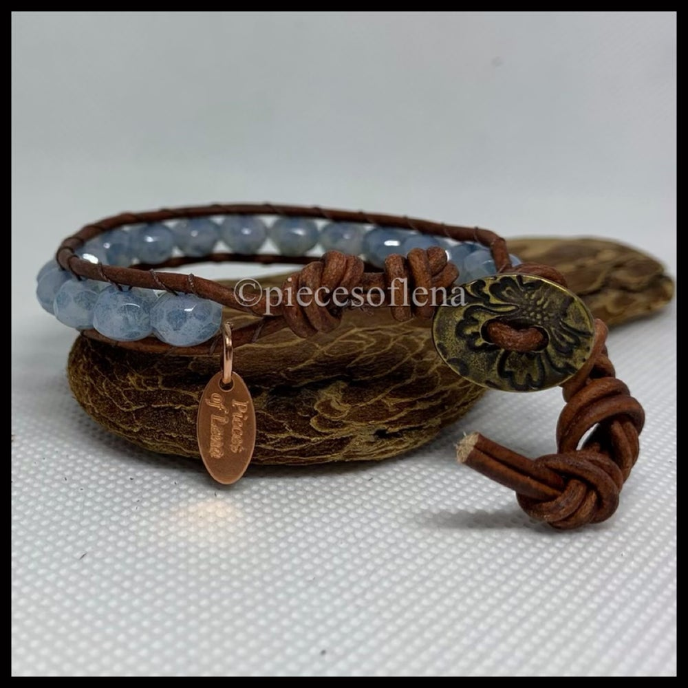 Image of SINGLE WRAP - Forget Me Not