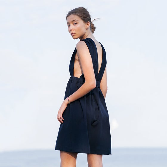 "Image of Zero Waste ""Edge dress"""