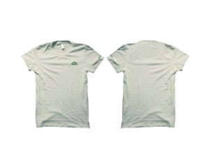 """Image of CLOUD """"WHITE CLOUD/CITRIN"""" EMBROIDERY T-SHIRT & HOODY"""