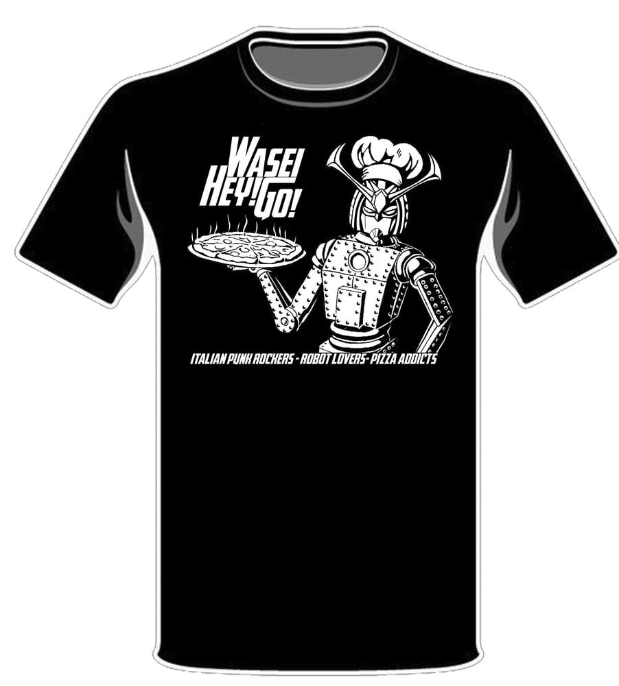 Image of ITALIAN ROBOT T-shirt