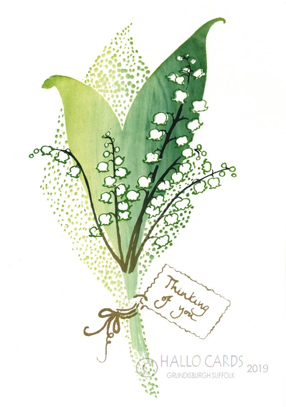 Image of Lily of the Valley - Thinking of You