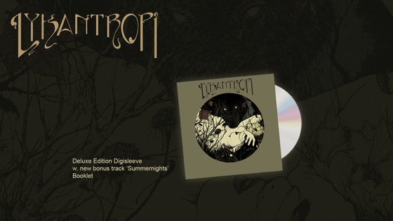 Image of Lykantropi - Lykantropi (Deluxe Edition CD)