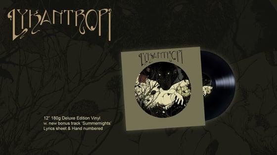 Image of Pre-Order Lykantropi - Lykantropi (Deluxe Edition LP)