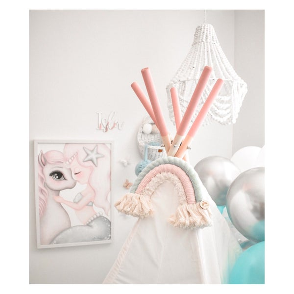 Image of Fairy Floss Bambini Rainbow
