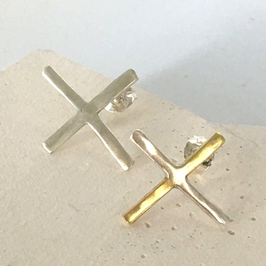 Image of Kisses earrings