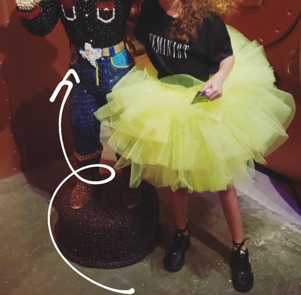 Image of Cupcake mini skirt