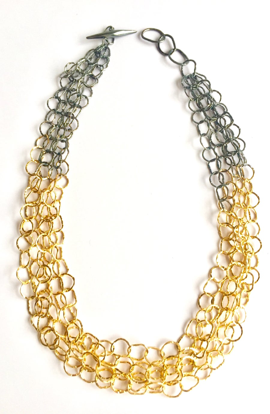 Image of Afiok neckpiece- One of a kind