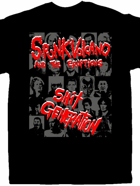 Image of SHIT GENERATION - T-SHIRT