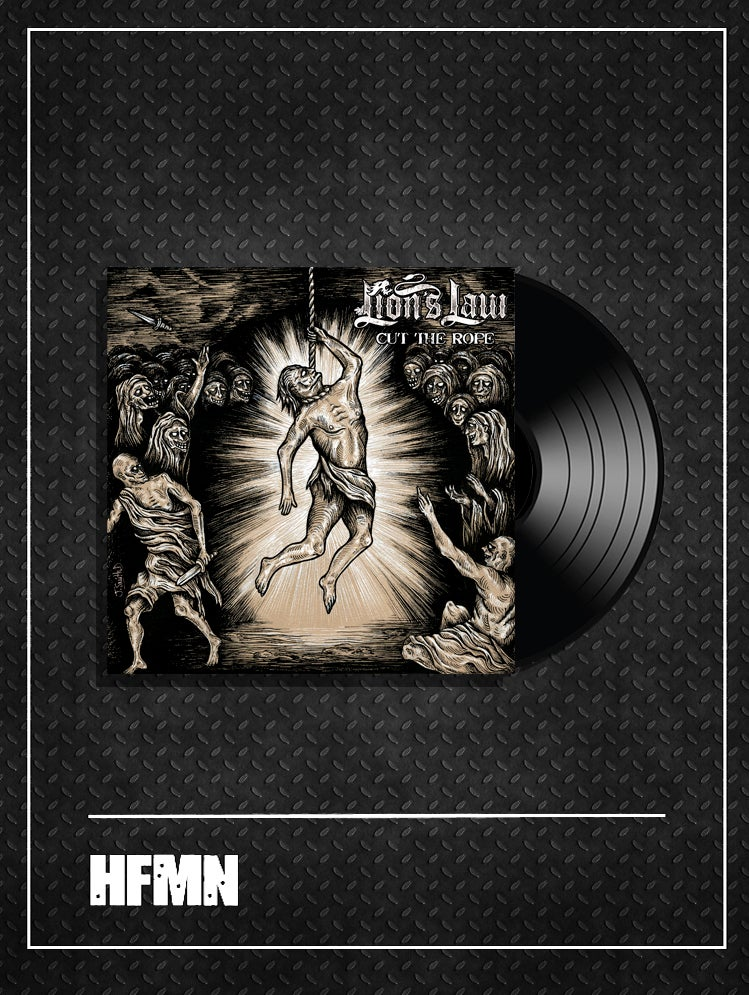 Image of LION'S LAW - CUT THE ROPE  7""