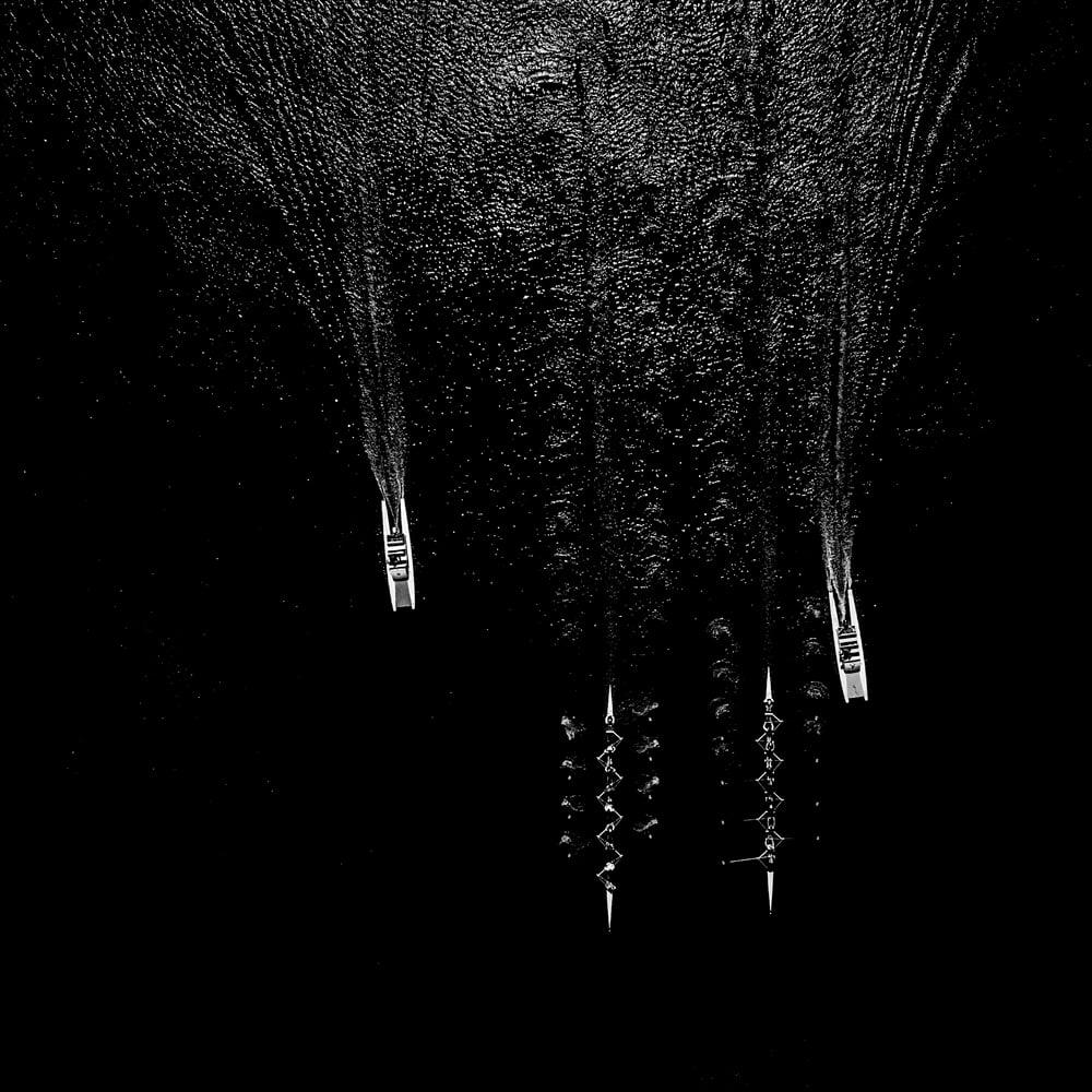 Image of Art Print - Black & White 03