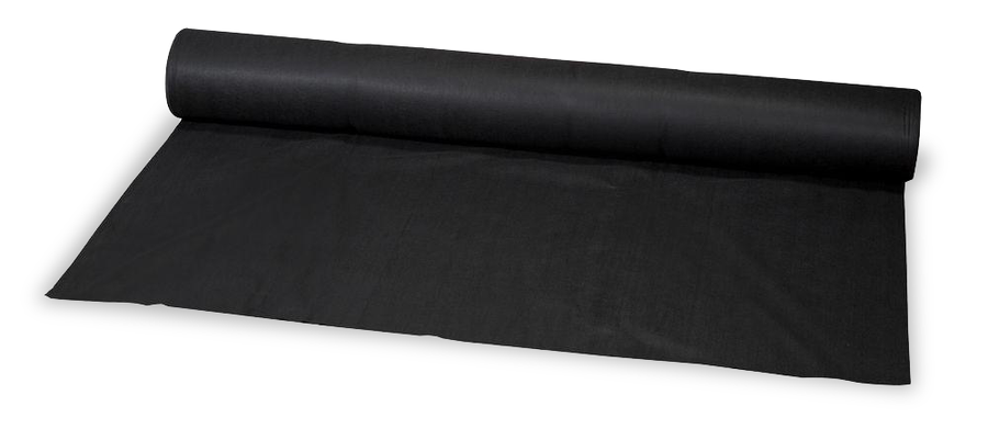 "Image of Half Panel Tamarack Pre-Ply Low-Friction Fabric of GlideWear TM Technology (30""x60"") in Black"
