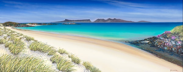 Image of Summer dreaming, Camusdarach ALL SIZES print
