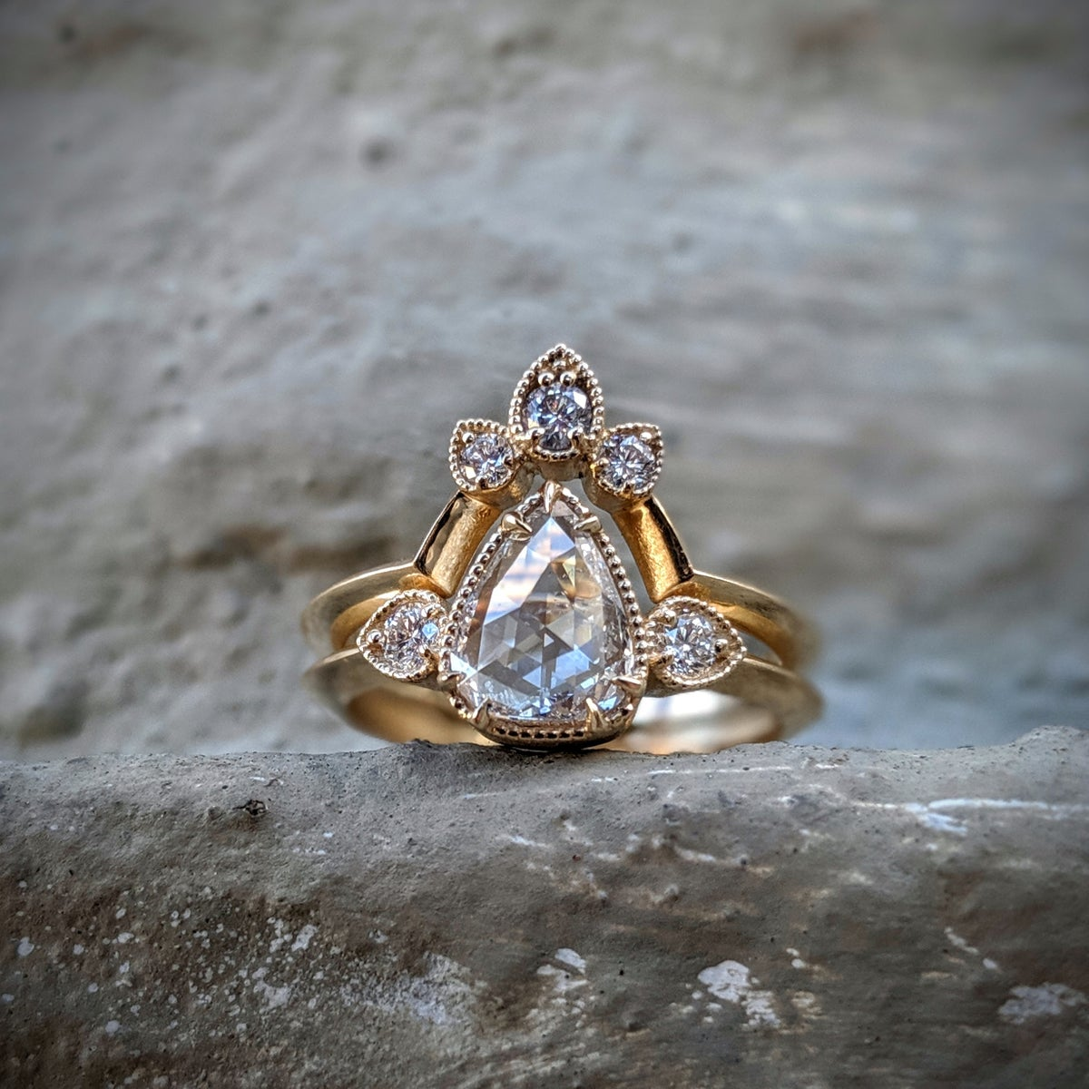 Image of Hazel Ring Set