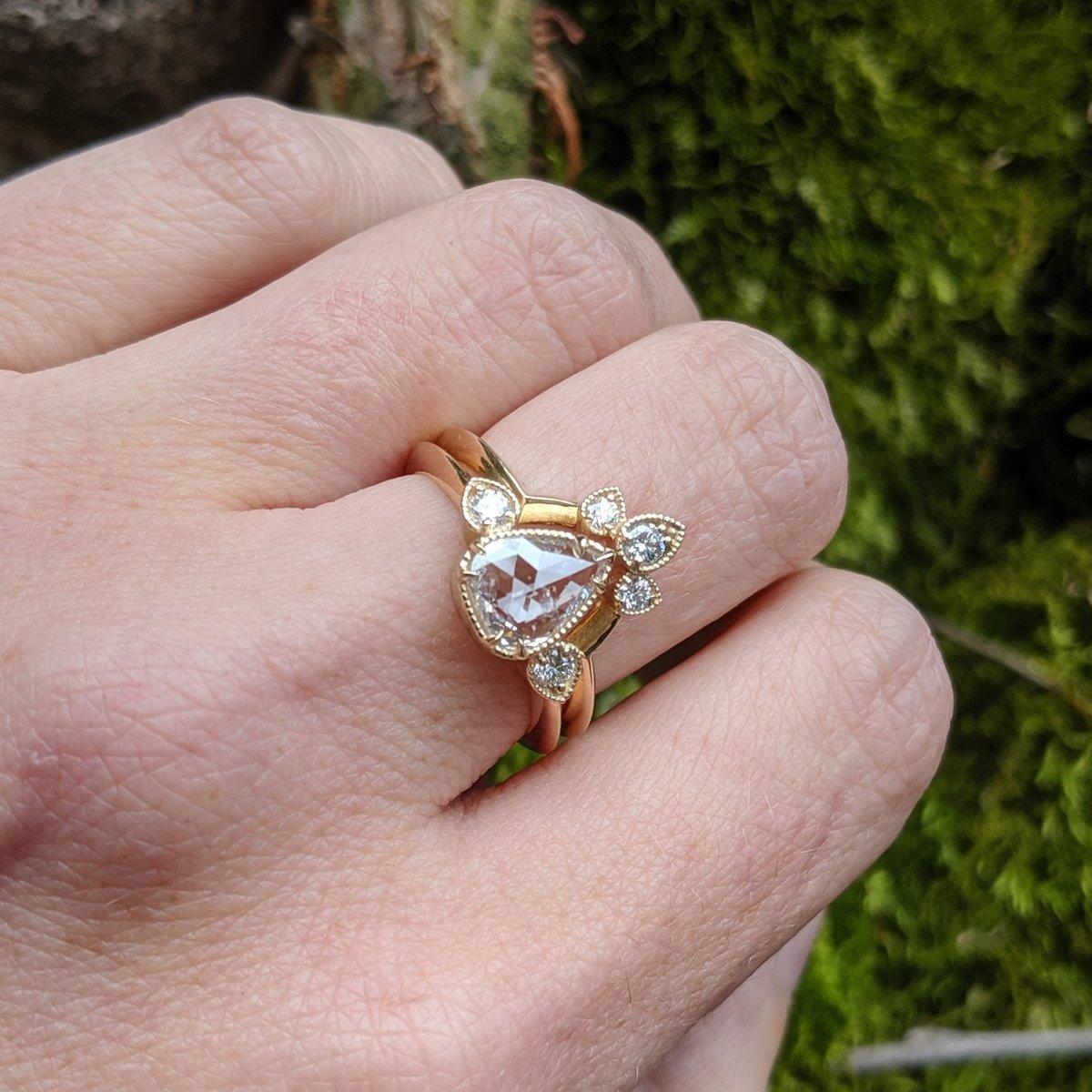Image of Hazel Ring Set