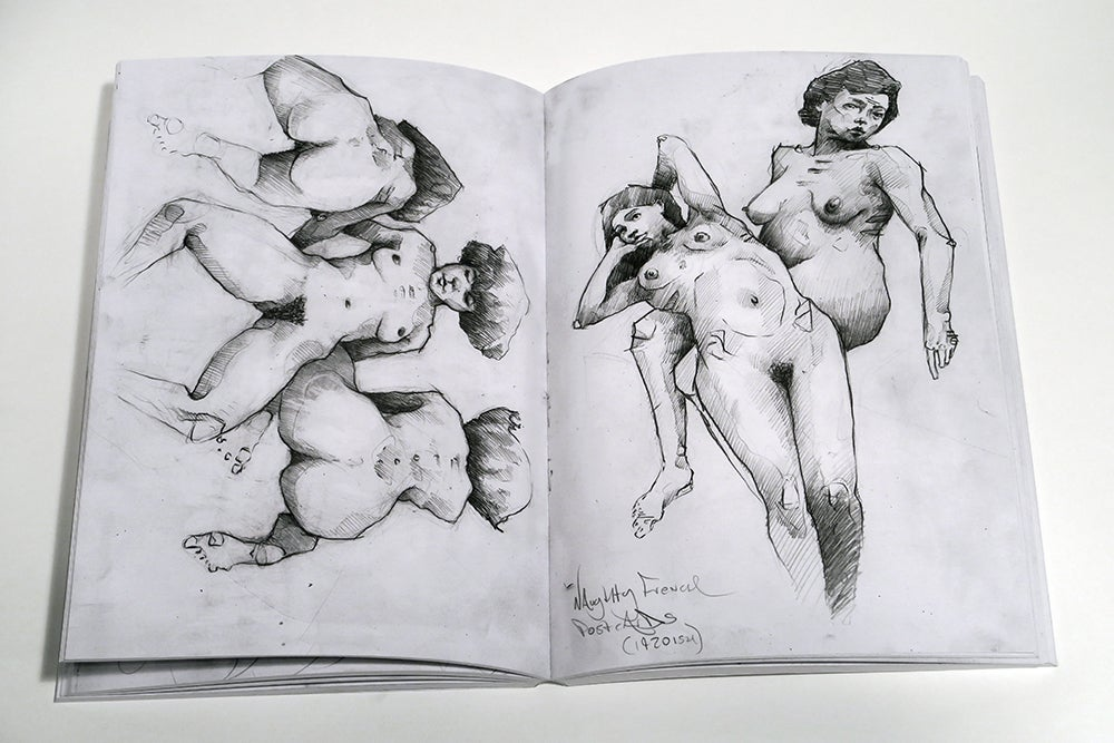 Image of The Intimate Sketchbooks