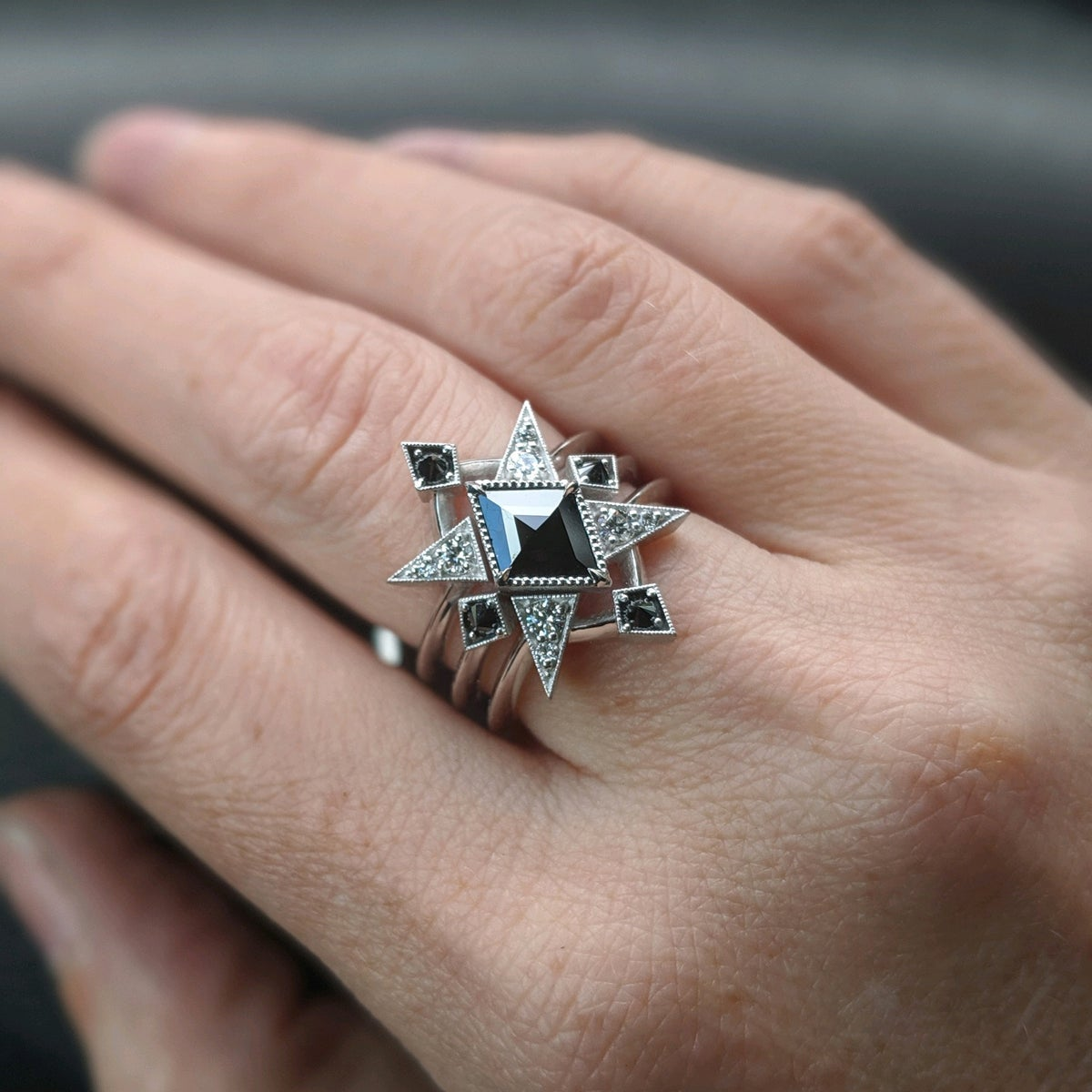 Image of Persephone Ring Set