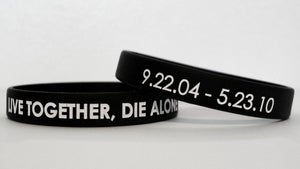 Image of LOST Memorial Wristbands