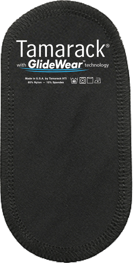 "Image of Skin Protection Patch with GlideWear TM Tech (2 Small 2.5"" x 4.75"" Ovals)"