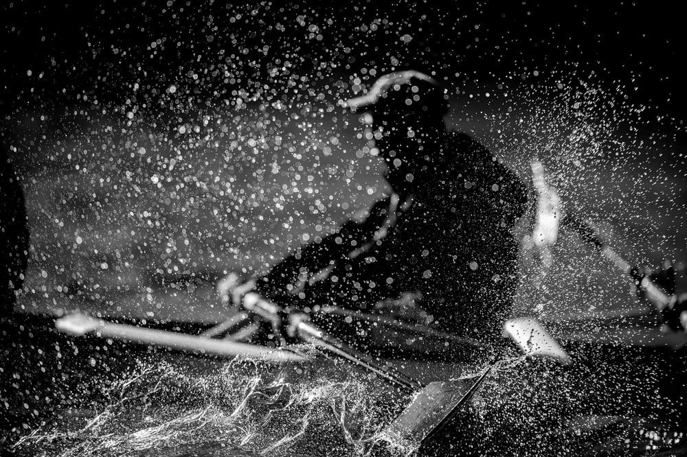 Image of Art Print - Black & White 04