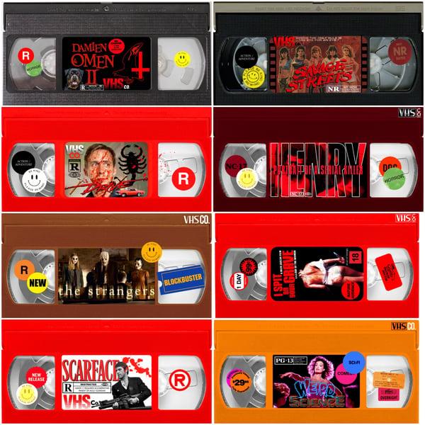 Image of Video Vinyl, Vol. 2 & 3