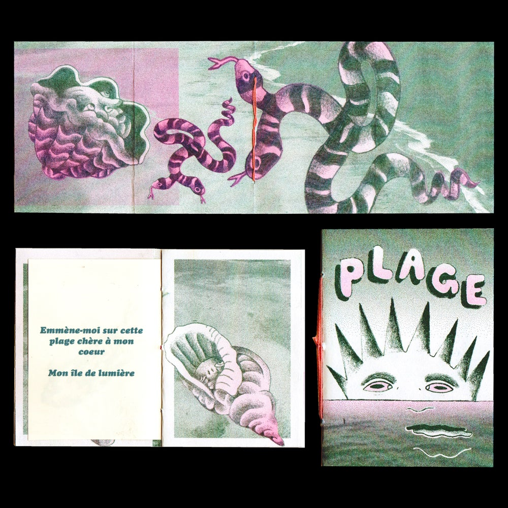 Image of Plage 2d EDITION