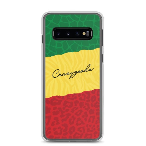 Image of The Jungle Samsung Phone Case