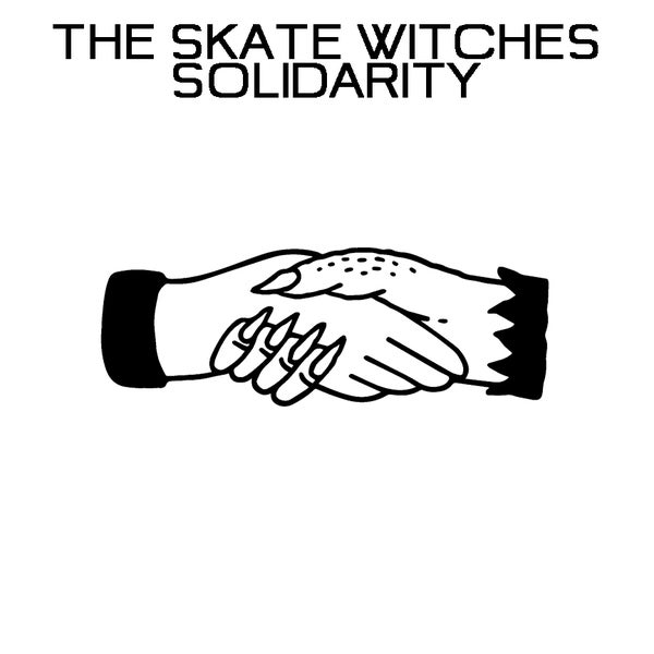 Image of The Skate Witches Solidarity Pin