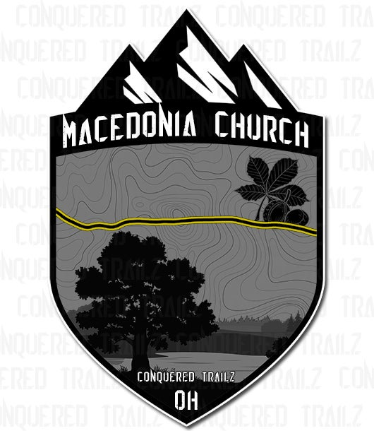 "Image of ""Macedonia Church"" Trail Badge"