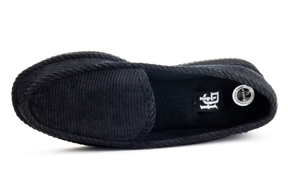 Image of Homie Gear Water Resistant OG Black House Slippers