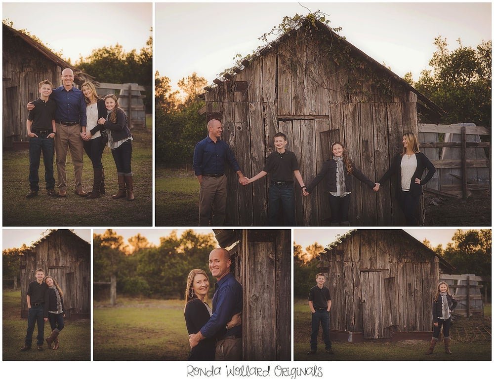 Image of Barn Mini Session with digital package