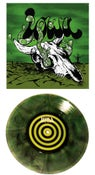 Image of Stay Solo // AM - Green Swirl 7""