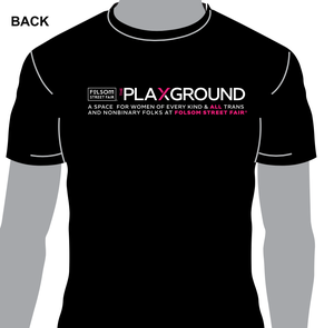"Image of The Playground ""&"" T-Shirt"