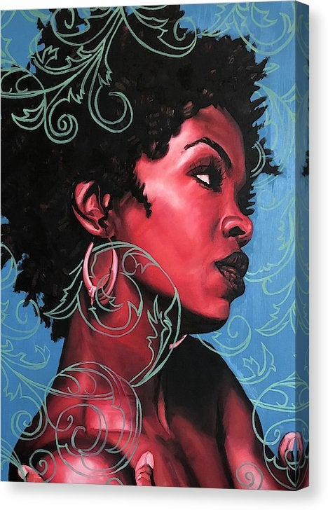 "Image of ""Madam Lauryn"" Original Painting"
