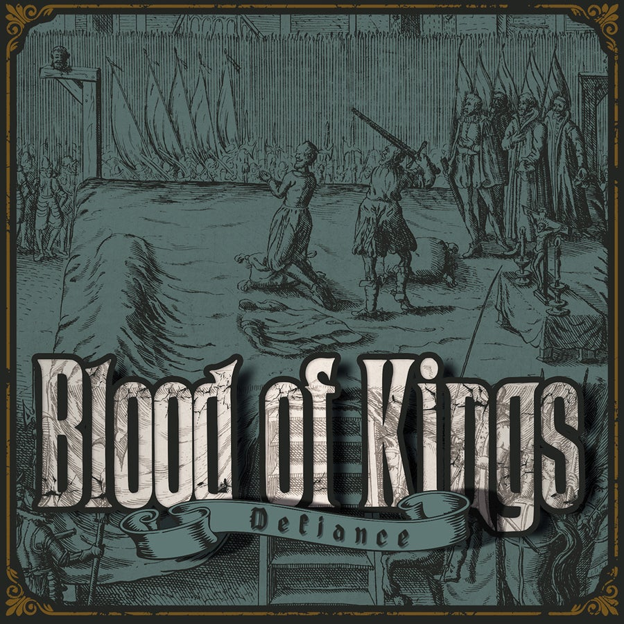Image of Blood Of Kings - Defiance CD Digipack