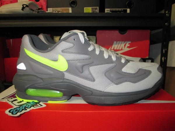 "Air Max 2 Light ""Gunsmoke/Volt"" - FAMPRICE.COM by 23PENNY"
