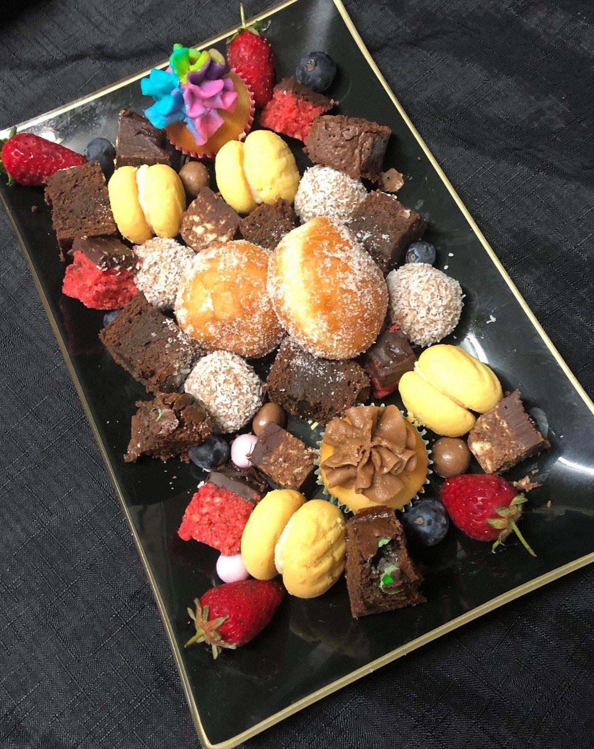 Image of Dessert Platter