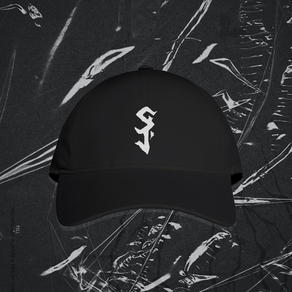 """Image of """"The Damned Seal"""" Embroidered Dad Cap"""